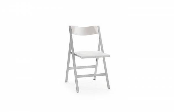 Silla Plegable Blanco