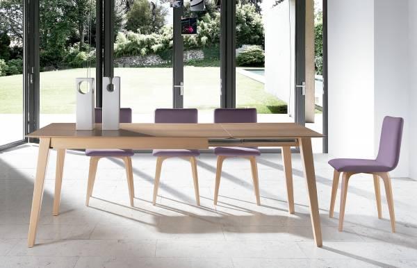 Conjunto mesa + sillas Nordkapp