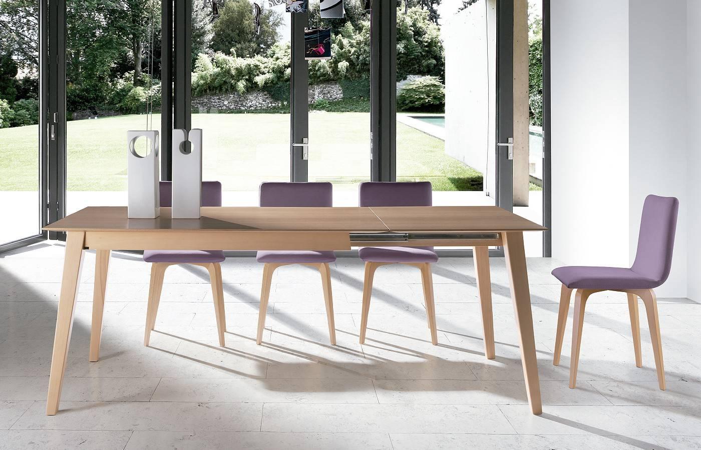 Conjunto mesa sillas nordkapp dismobel for Conjunto sillas comedor