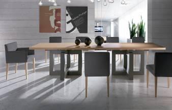 Conjunto mesa + sillas Neiden
