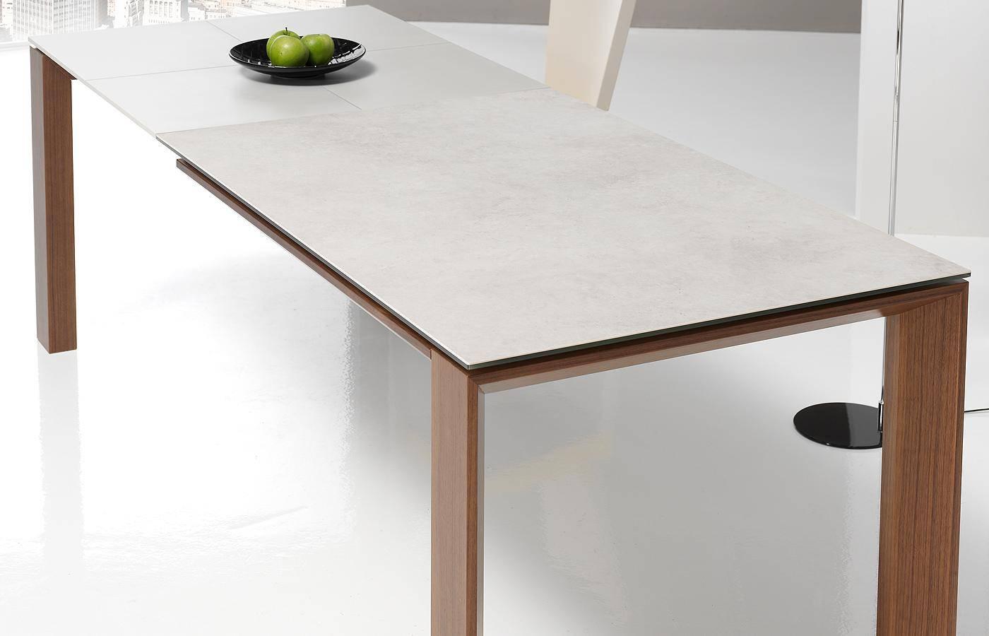 Mesa de comedor totem dismobel for Mesas de comedor rectangulares