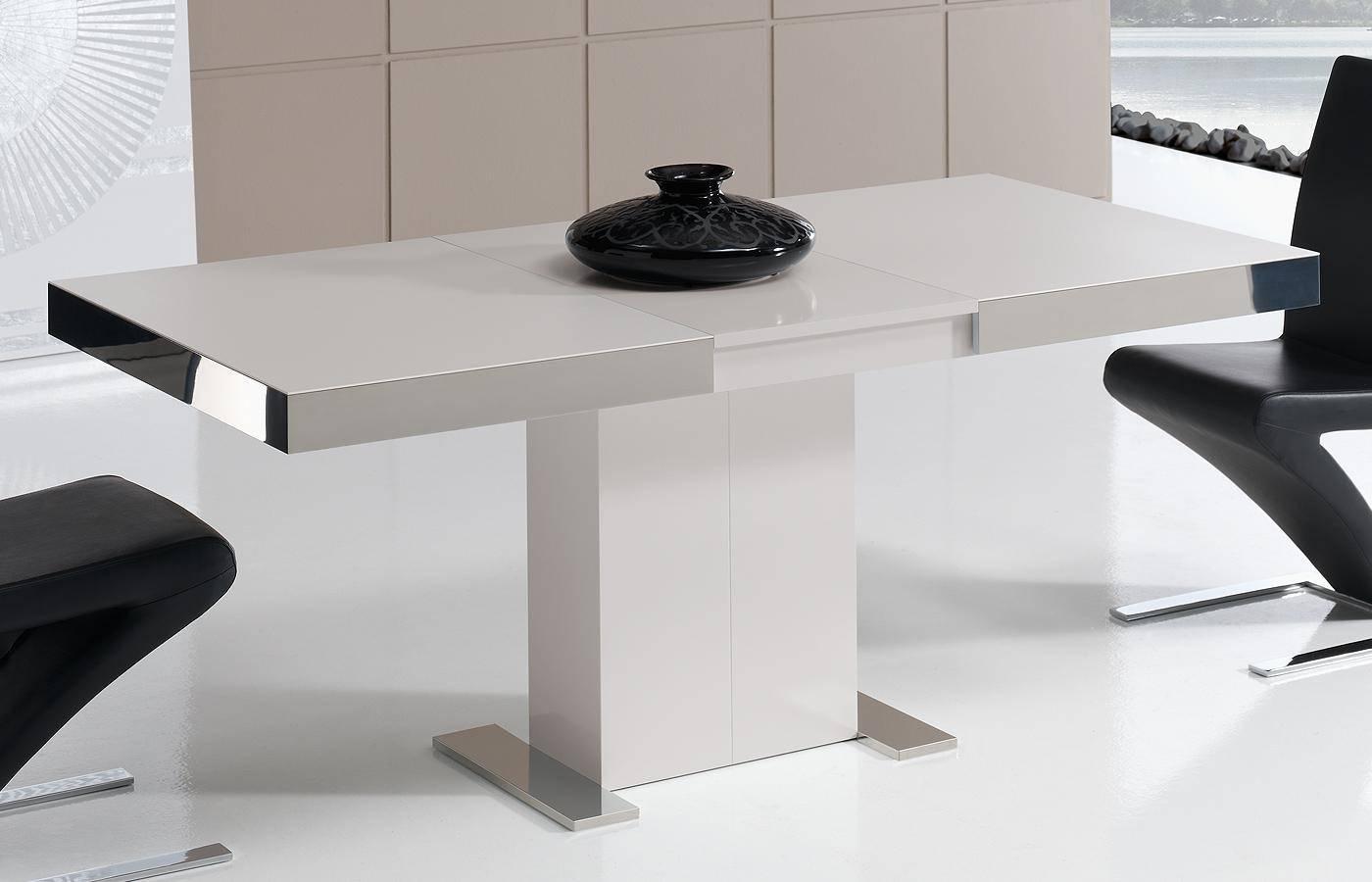 Mesa de comedor kaly porcel nico dismobel for Mesas de comedor rectangulares