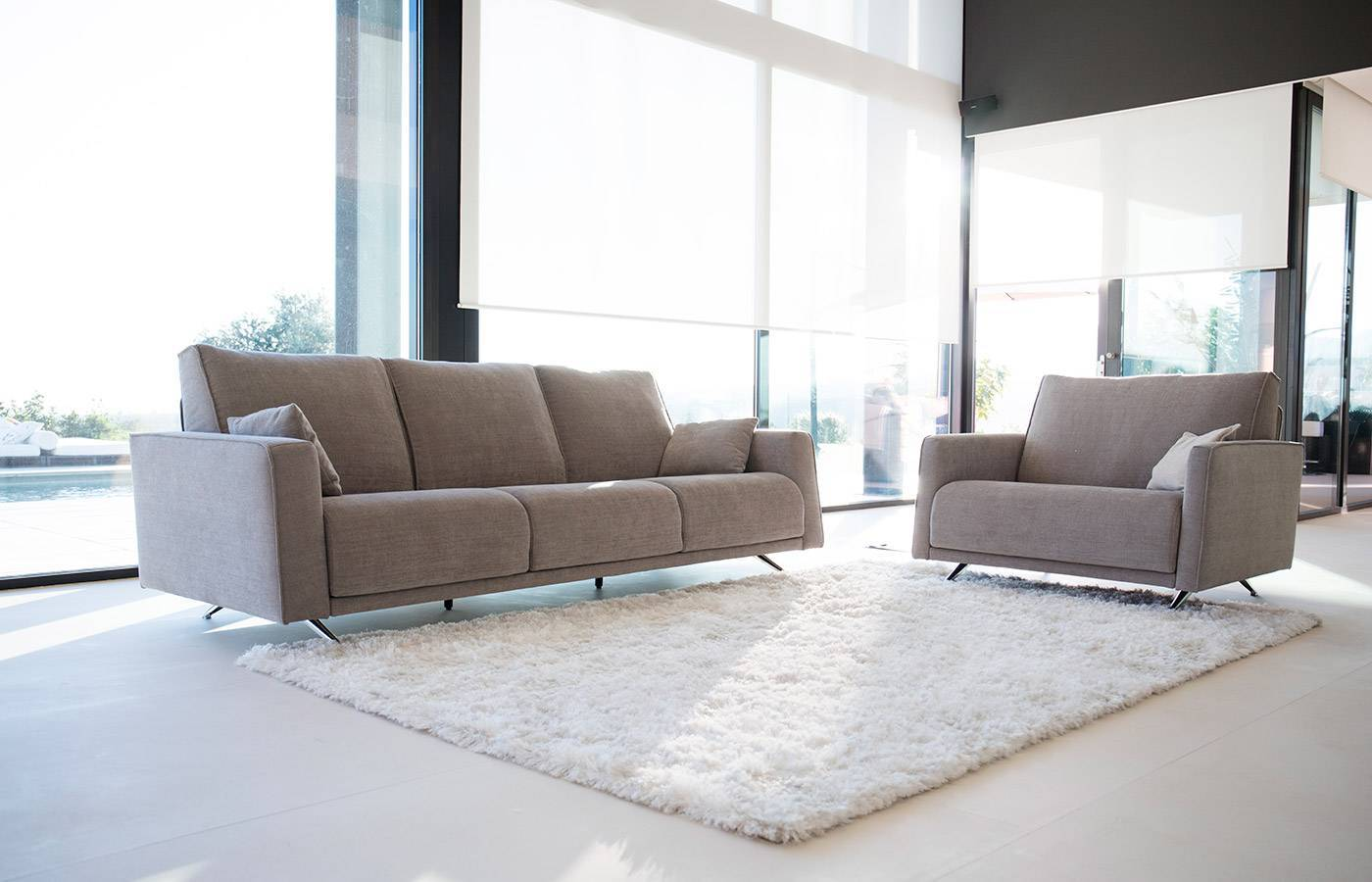 Comprar sofa online simple compra online de sofs en ikea - Muebles llamazares ...