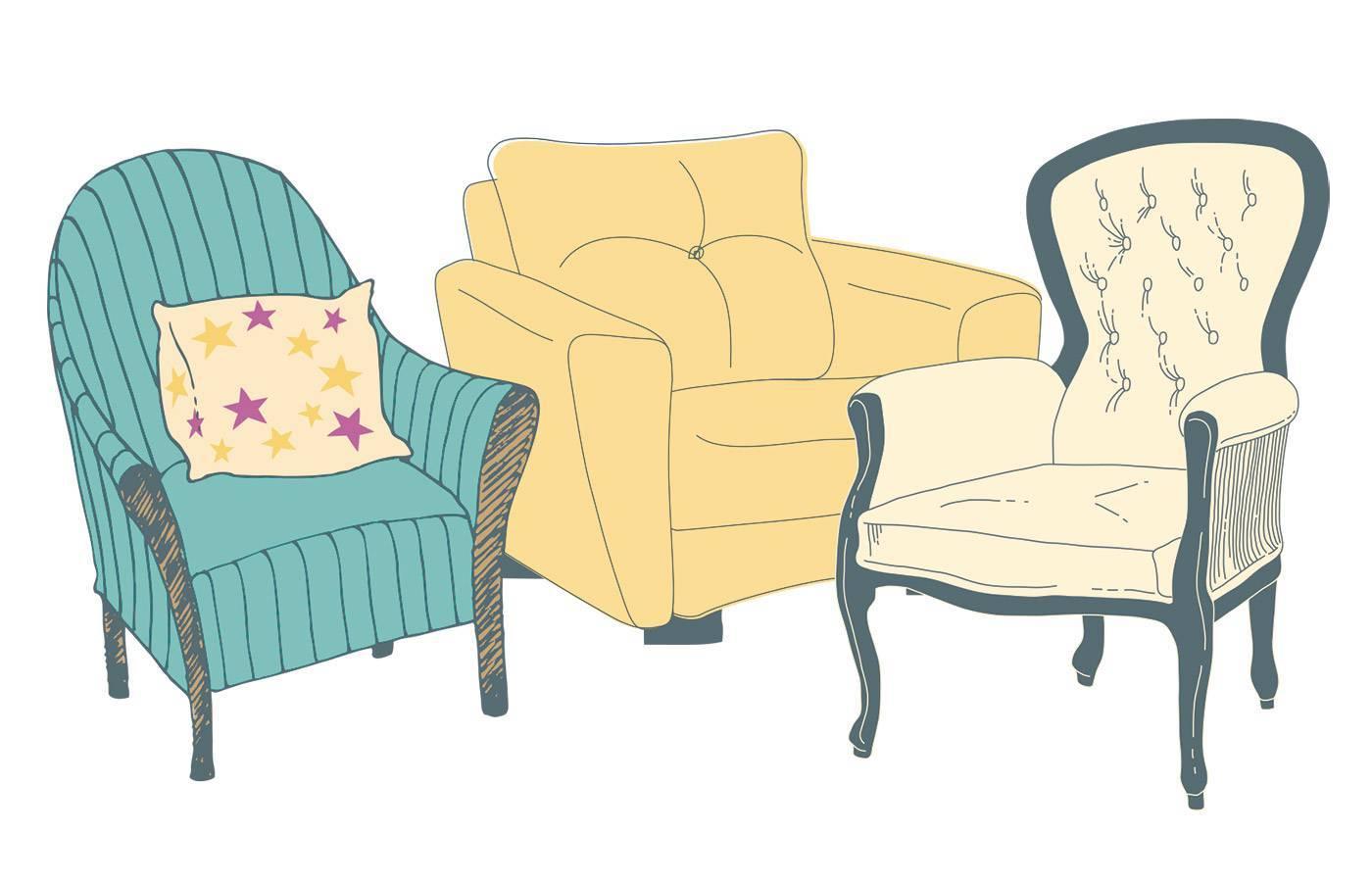 Recogida de sofás o sillones viejos
