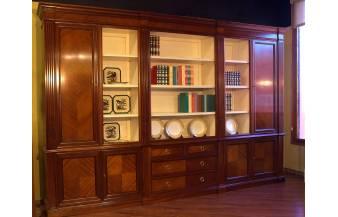 Composición librería modelo Abadía
