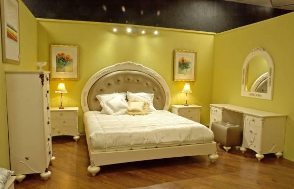 Dormitorio modelo Zarina