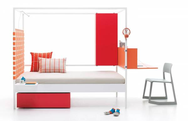 Dormitorio juvenil Nook 04