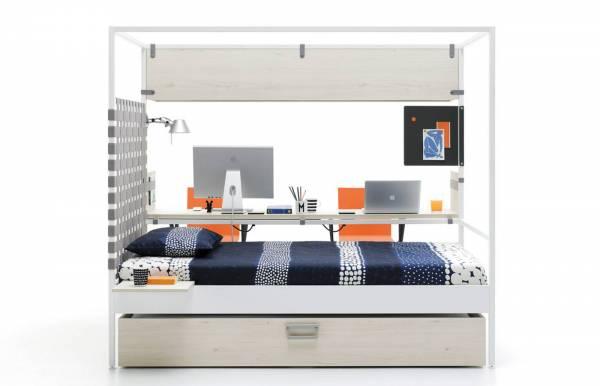 Dormitorio juvenil Nook 23
