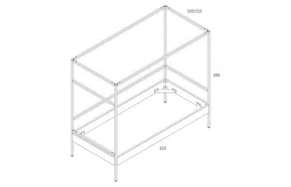 Estructura Nook