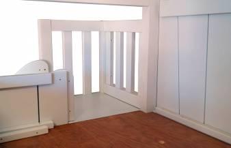 Litera casita con tobogán de Mathy by Bols