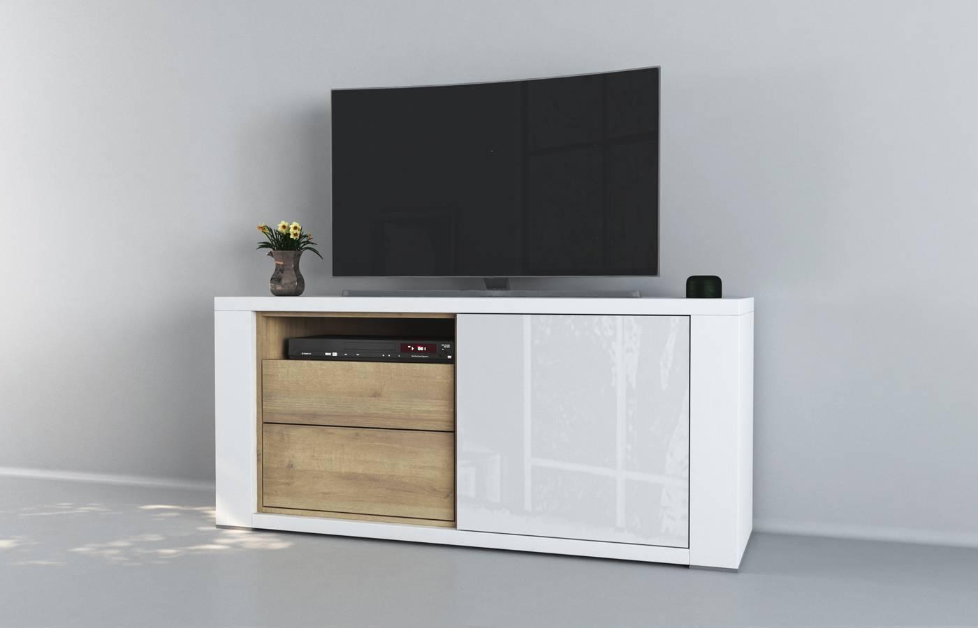 Mueble TV Claudia Blanco M1