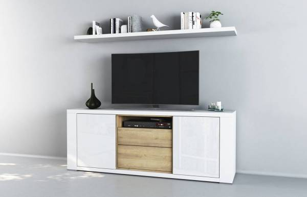 Mueble TV Claudia Blanco xl1
