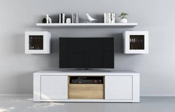Mueble TV Claudia Blanco xl2