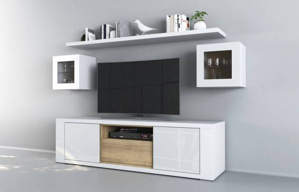 Mueble TV Claudia Blanco xl2