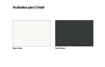 Vitrina Claudia Blanco xl