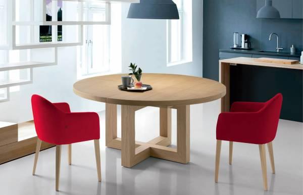 Mesa de comedor Talvik Redonda