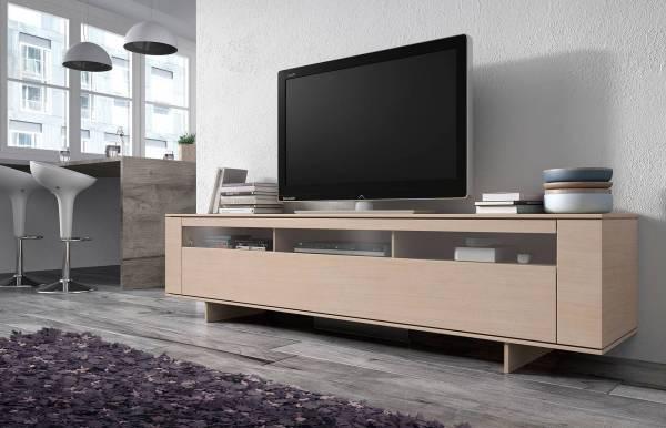Mueble TV New Nagare AU07 con patas de A.Brito