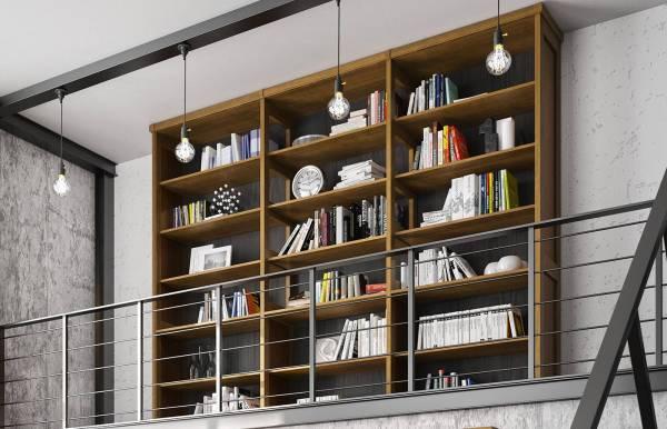 Librería estantería 05C ARR de Grupo Seys
