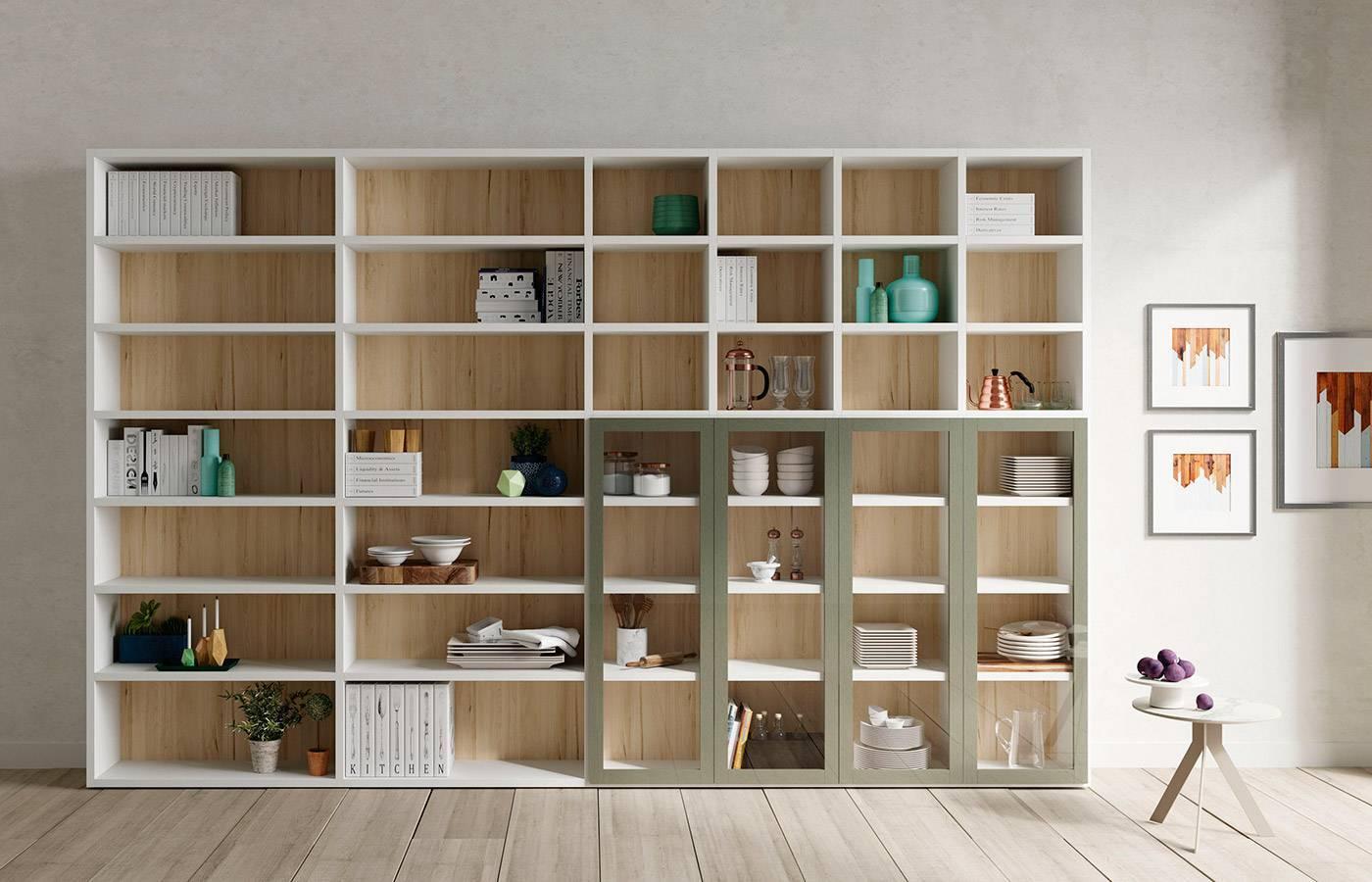 Librería estantería AddBox 3233 de Lagrama