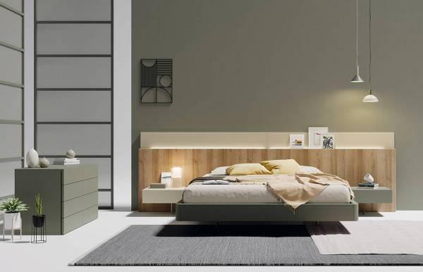 Dormitorio Paralex 50-51 de Lagrama