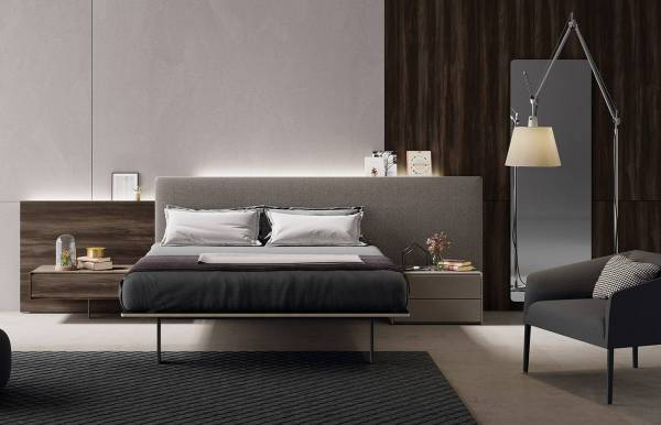 Dormitorio Plane tapizado 40-41 de Lagrama