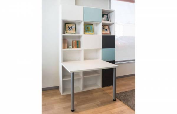 Librería con mesa Snap
