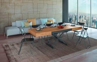 Mesa de centro transformable New Cover de Easyline