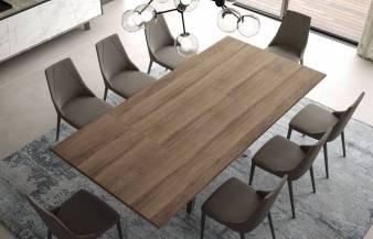 Mesa de comedor extensible Lungo Largo de Easyline