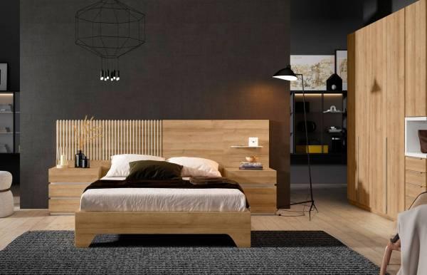 Dormitorio Boho 03 de Lan Mobel