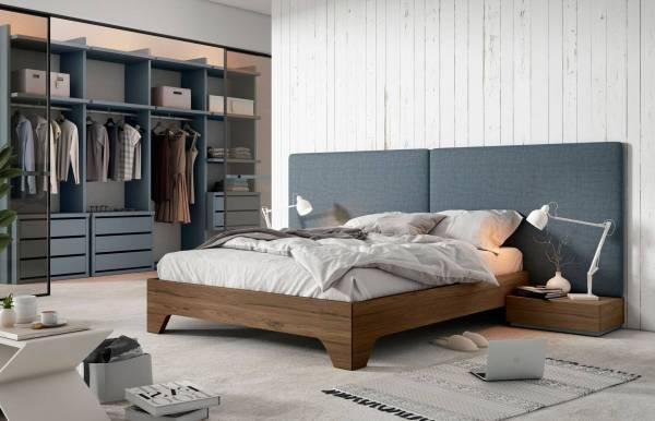 Dormitorio Boho 04 de Lan Mobel