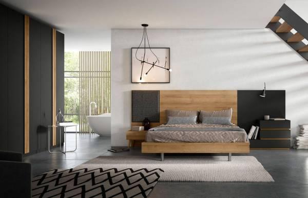 Dormitorio Boho 05 de Lan Mobel