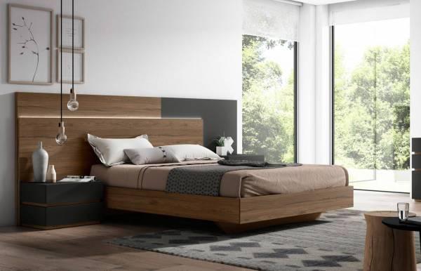 Dormitorio Boho 20 de Lan Mobel