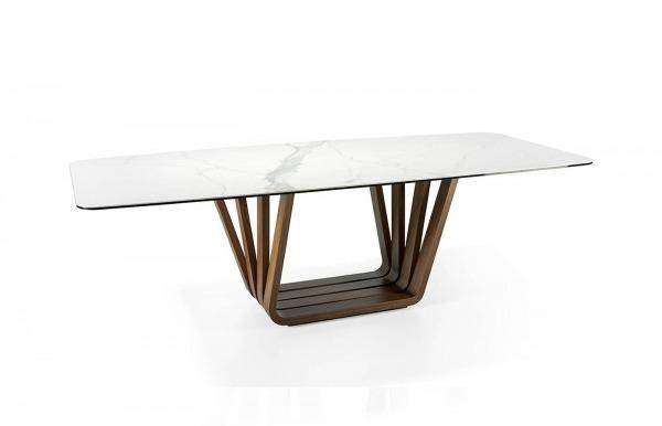 Mesa de comedor fija porcelánico modelo 1068.03...
