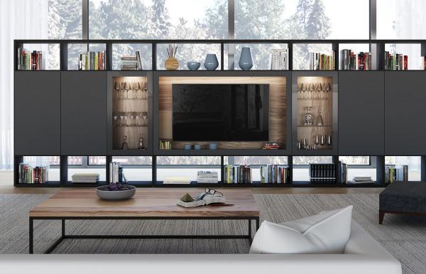 Compacto de salón Qubic 2.0 modelo 01 de Piñero...