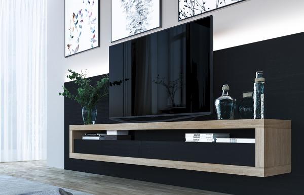 Mueble Tv Qubic 2.0 modelo 42 de Piñero y Cabrero