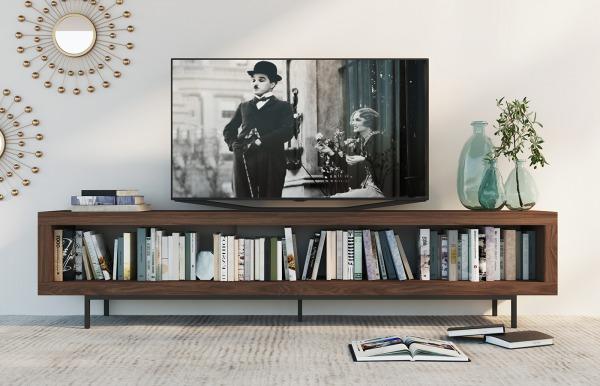 Mueble TV Qubic 67 de Piñero y Cabrero