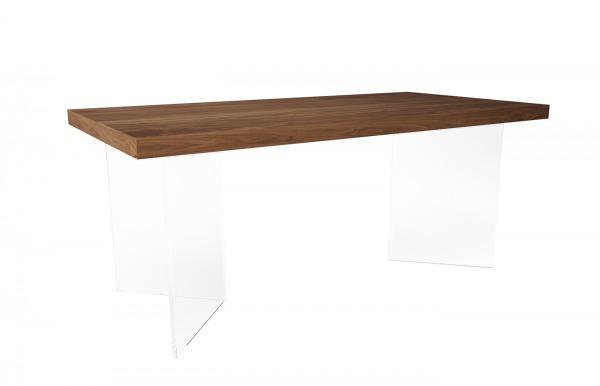 Mesa de comedor Qubic 2.0 modelo 400 de Piñero...