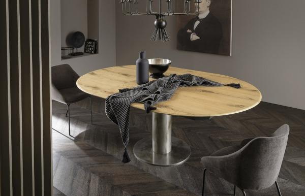 Mesa de comedor extensible Orby de AltaCorte