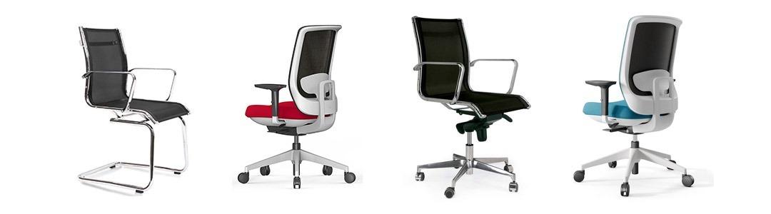 Sillones y sillas de oficina comprar sillas de oficina online dismobel dismobel - Sillas y sillones ...