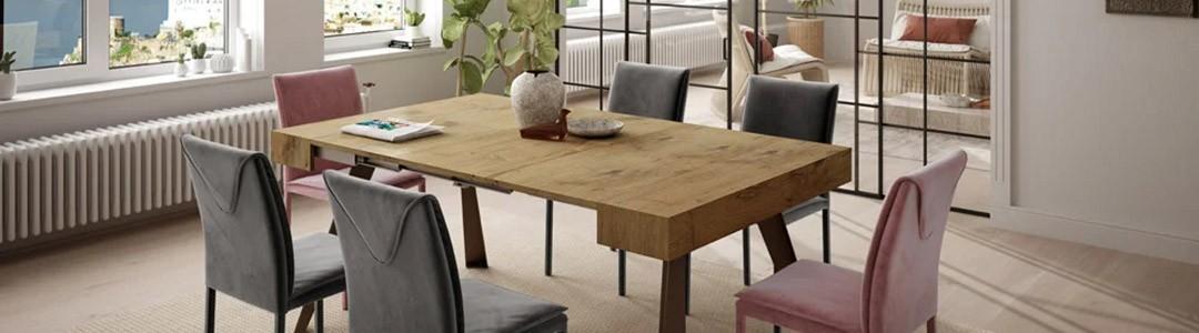 Mesas consola - Dismobel