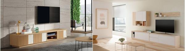Muebles de TV Online – Comprar Mueble TV – Soluciones Multimedia – Dismobel