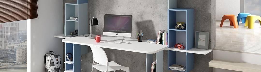Mesas de escritorio juveniles
