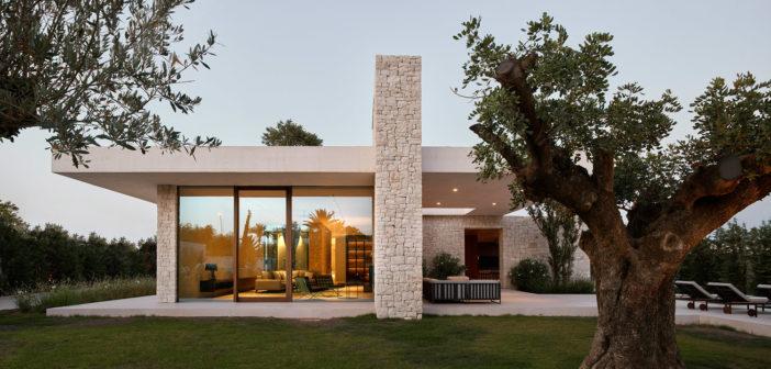 Casa Madrigal de Ramón Esteve, un espacio íntimo en el que se construye un universo propio