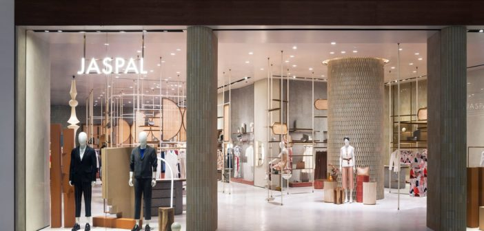 Studiopepe diseña Jaspal, nueva tienda insignia en Bangkok, con un ambiente sofisticado y contemporáneo