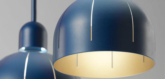 Marco Zito diseña la colección Cupole para Masiero teniendo como referencia el horizonte de las cúpulas de Venecia