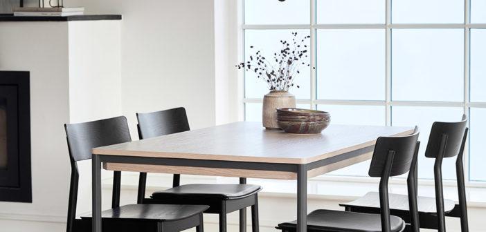Silvia Ceñal diseña la colección Piezas para Woud combinando con elegancia madera y metal