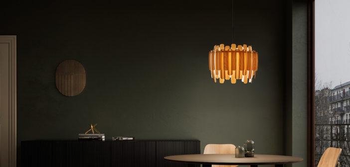 LZF presenta Maruja, una lámpara con esencia de mujer contemporánea, diseñada por Gazpacho Studio