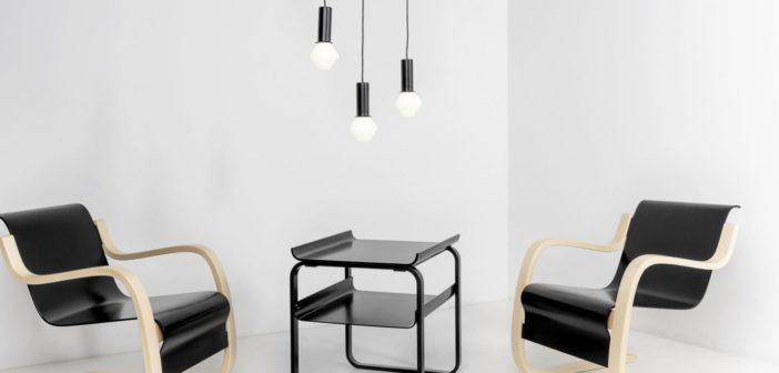 El sillón 42 , o Small Paimio, fue diseñado por Alvar Aalto para el Sanatorio Paimio de Finlandia en 1932