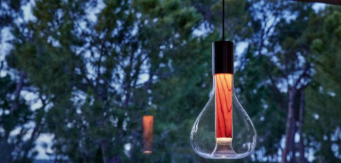 LZF presenta Eris, Dune y Estela la simbiosis perfecta entre vidrio y madera diseñadas por Mayice Studio
