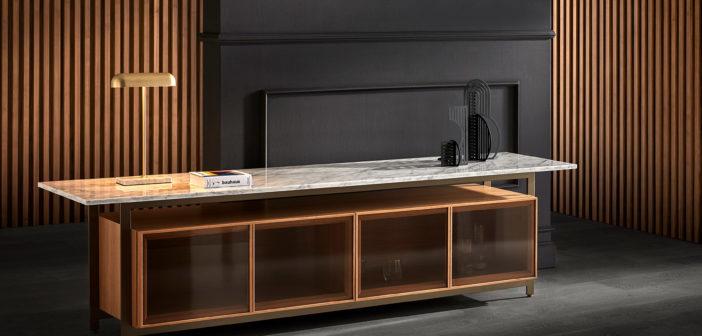 Norm Architects crea la colección de aparadores Chicago para Punt